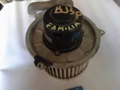 Мотор печки. Mazda Familia, BG5P
