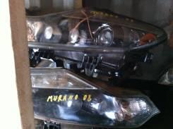 Фара. Nissan Murano