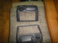 Консоль панели приборов. Toyota Vitz, SCP10
