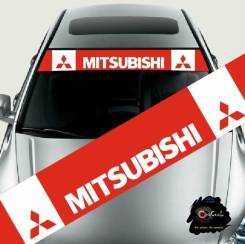 Дефлектор лобового стекла. Mitsubishi
