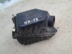 Корпус воздушного фильтра. Toyota Sprinter Carib, AE95