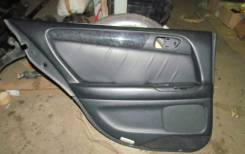 Обшивка двери. Toyota Aristo, JZS160, JZS161 Двигатель 2JZGTE