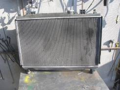 Радиатор охлаждения двигателя. Toyota Lite Ace Noah, SR50, SR50G Двигатель 3SFE