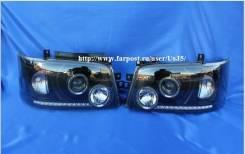 Ангельские глазки. Toyota Hiace, KDH201K, KDH202L, KDH200K, TRH200K, KDH201V, KDH206V, KDH205V, TRH200V, KDH200V, KDH206K, TRH203L Двигатели: 2TRFE, 2...