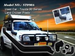 Шноркель. Toyota Land Cruiser Prado, VZJ95, VZJ95W, VZJ125, VZJ90W, VZJ90, VZJ121, VZJ120 Двигатель 5VZFE