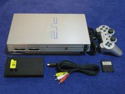 Playstation 2 (scph-50004) + Network Adapter. Под заказ