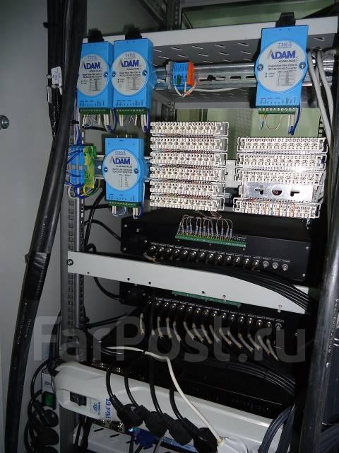 Изготовление электрических щитов, промышленная автоматика