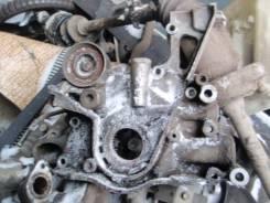 Лобовина двигателя. Toyota Mark II, JZX90 Двигатель 1JZGE