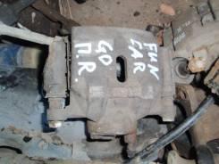 Суппорт тормозной. Toyota Funcargo, NCP20 Двигатель 2NZFE