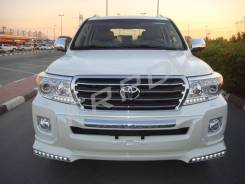 Обвес кузова аэродинамический. Toyota Urban Cruiser Toyota Land Cruiser, VDJ200, URJ202W, URJ200, URJ202