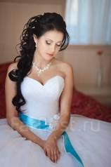 Свадебная Прическа. Макияж. Плетение кос. Вечерние прически. Наращивание волос