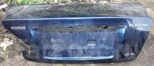 Крышка багажника. Hyundai Elantra, XD