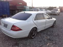 Люк. Mercedes-Benz S-Class, W220, 220