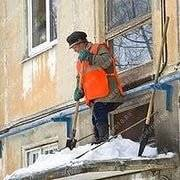 Чистка крыш, уборка снега