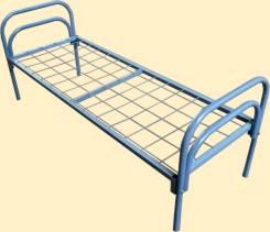 Кровати металлические двухъярусные, кровати одноярусные, кровати оптом