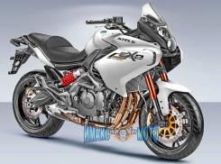 Мотоцикл Stels 600GT Benelli, 2015. 600 куб. см., исправен, птс, без пробега