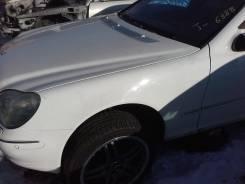 Лонжерон. Mercedes-Benz S-Class, W220, 220 Двигатель 113
