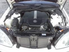 Трапеция дворников. Mercedes-Benz S-Class, W220, 220