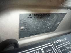 Механическая коробка переключения передач. Mitsubishi Delica, PD8W Двигатель 4M40