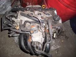 Двигатель в сборе. Toyota Vitz, SCP13 Двигатель 2SZFE