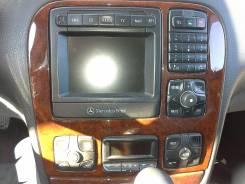 Блок управления климат-контролем. Mercedes-Benz S-Class, W220, 220