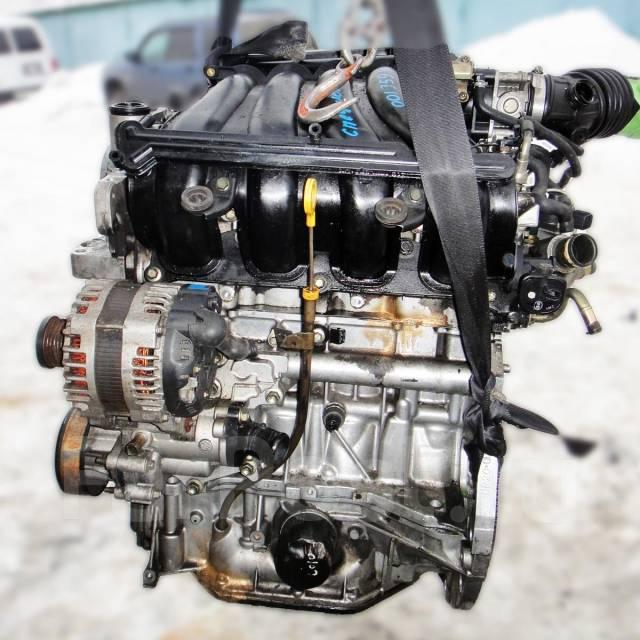 Контрактный б/у двигатель MR20-DE на Nissan