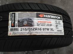 Hankook Ventus V8 RS H 424. Летние, 2010 год, износ: 5%, 4 шт
