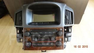 Панель приборов. Toyota Harrier, MCU15