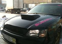 Воздухозаборник. Subaru Legacy B4, BE5, BE9, BEE. Под заказ