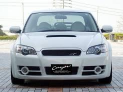 Обвес кузова аэродинамический. Subaru Legacy B4, BL9, BL5, BLE. Под заказ
