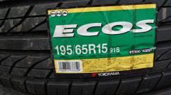 Yokohama DNA Ecos ES300. Летние, 2013 год, без износа, 4 шт
