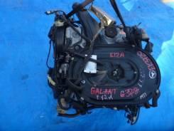 Двигатель Mitsubishi Galant, E12A   G37B