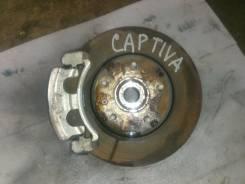 Ступица. Chevrolet Captiva, C100