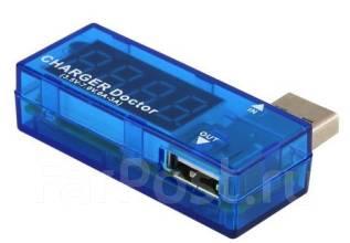 USB доктор (тест напряжения и тока USB порта)
