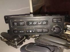 Блок управления климат-контролем. Toyota Caldina, AT211, AT211G, ST215