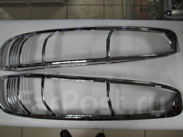 Накладка декоративная. Nissan X-Trail