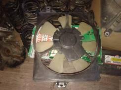 Вентилятор охлаждения радиатора. Toyota Carina ED, ST202