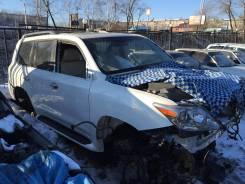 Кузов в сборе. Lexus LX570, SUV. Под заказ