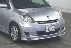 Губа. Toyota Passo Daihatsu Boon