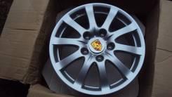 Porsche. 7.5x17, 5x130.00, ET53, ЦО 71,6мм.