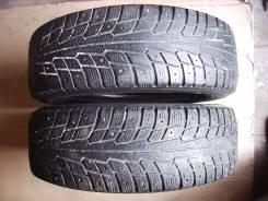 Michelin X-Ice North. Зимние, шипованные, 2011 год, износ: 40%, 4 шт