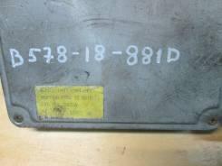 Блок управления двс. Mazda Laser, BG8PF, BG5PF, BG6RF, BG6PF, BG7PF, BG8RF, BG3PF Mazda Familia, BG3P, BG3S, BG8Z, BG6Z, BG8P, BG7P, BG6P, BG8R, BG5P...