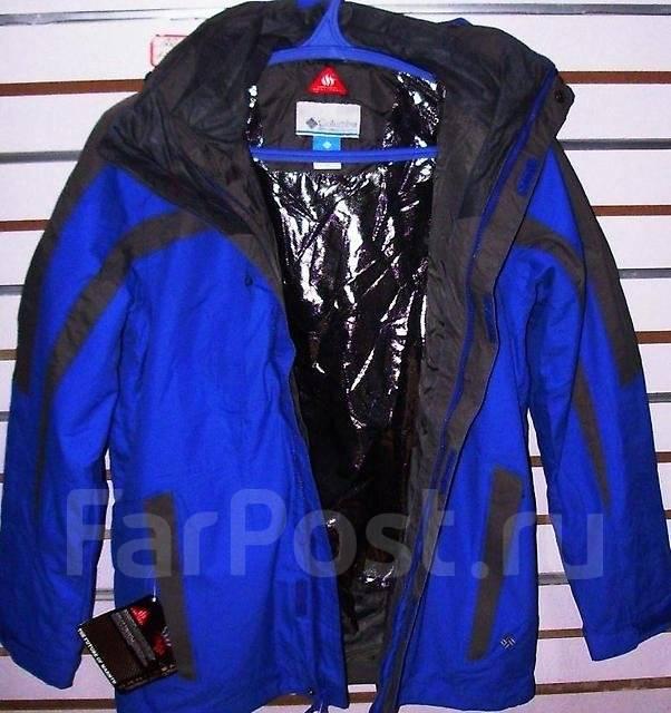 79bd92eed187 Зимняя куртка Columbia Omni-heat - Мужская одежда для сноуборда и ...