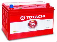 Totachi. 95 А.ч., левое крепление, производство Корея