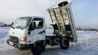 Hyundai HD65. Самосвал, двигатель простой не электронный, 3 600 куб. см., 3 500 кг.