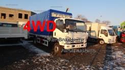 Isuzu Elf. Новый 2014г. бортовой-тентованый, 4WD, 5 200 куб. см., 5 500 кг.