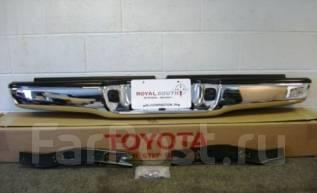 Бампер. Toyota Tacoma, GRN265, GRN245, GRN225, GRN270, GRN250, 35TMLU Двигатели: 1GRFE, 1GR