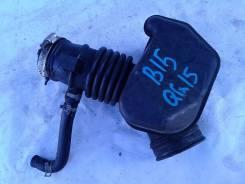 Патрубок воздухозаборника. Nissan Sunny, FB15 Двигатель QG15DE
