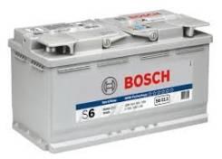 Bosch. 95 А.ч., левое крепление, производство Европа