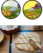 Нож для сервировки детских блюд